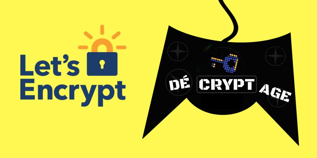 Décryptage de Let's Encrypt par Evolix