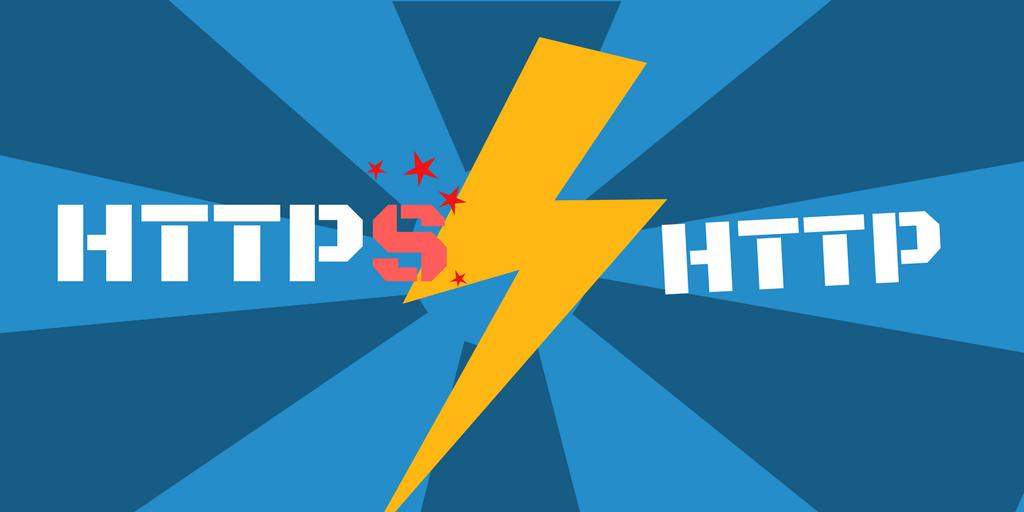 HTTPS v.s. HTTP