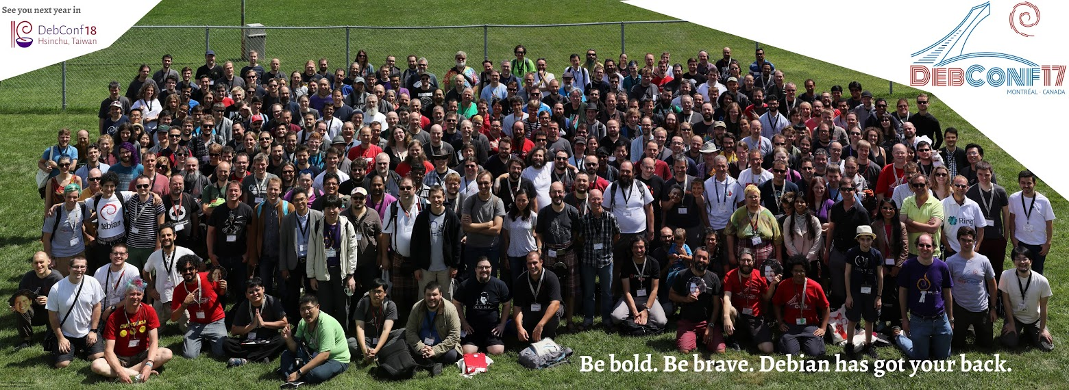 debcond17 group photo
